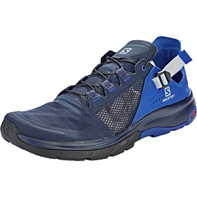 Salomon Techamphibian 4 Shoes Herrer, navy blazer/mazarine blue wil/quarry